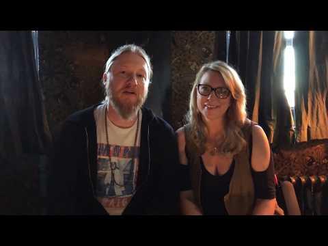 Susan Tedeschi and Derek Trucks on UNITED WE SWING