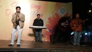 Saxophone đi vào lòng người trong đêm hội Festival hoa Dalat 2012.MP4
