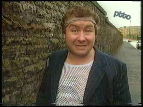 Rab C Nesbitt  Comic Relief's Red Nose Day  1989