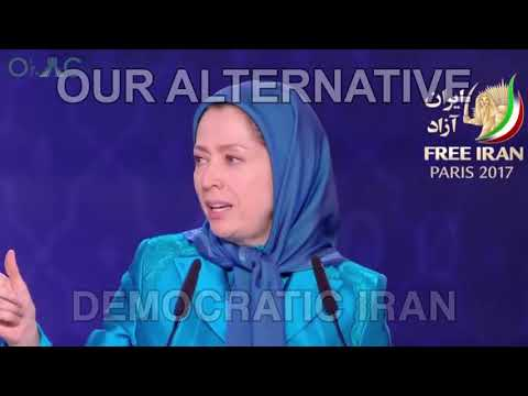 IRAN: Watch to learn about the alternative to Iran Regime and mission for FREE IRAN