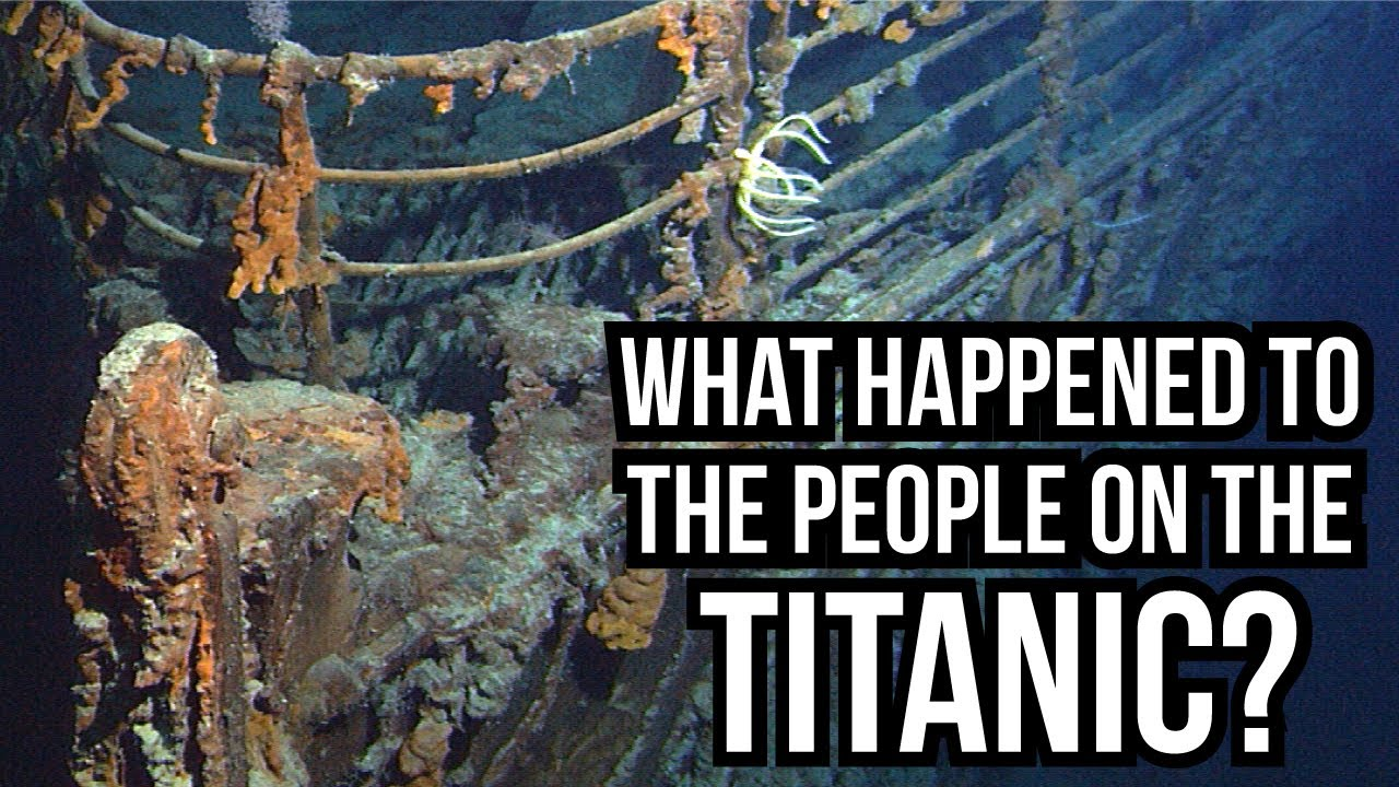 Download What Happened to the People on the Titanic?