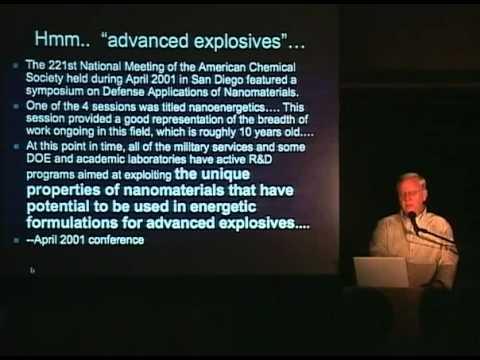 Dr. Steven Jones - Nanothermite
