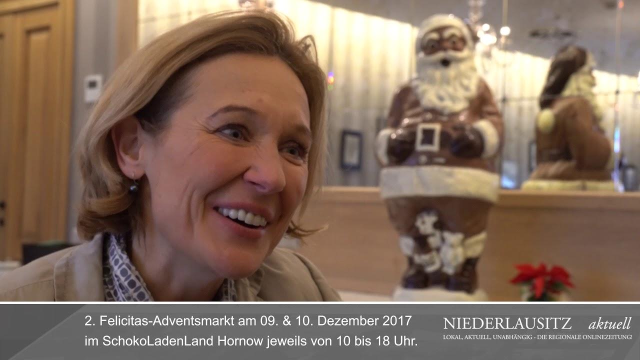 Felicitas in Hornow lädt zum schokoladigsten Adventsmarkt der Lausitz
