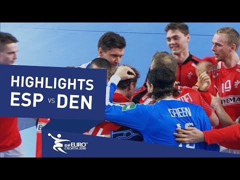 Highlights | España vs Dinamarca