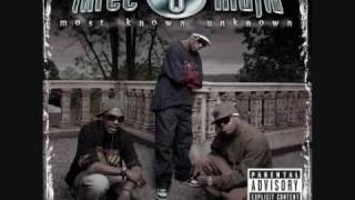 Three 6 Mafia-Half On A Sack