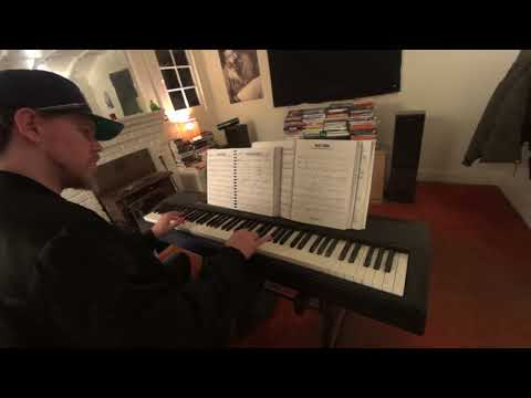 Big Spender Piano Cover Bob Fosse's Sweet charity
