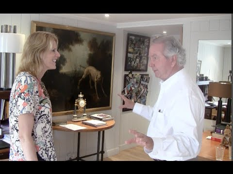 in the pierre frey paris archives with patrick frey youtube. Black Bedroom Furniture Sets. Home Design Ideas