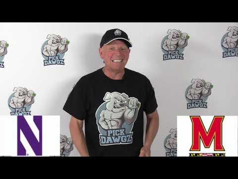 Maryland vs Northwestern 2/18/20 Free College Basketball Pick and Prediction CBB Betting Tips