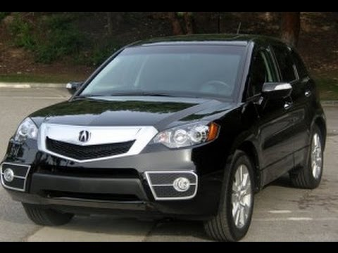 2011 acura rdx review, walk around, quick drive, start up and rev