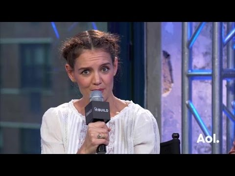 """Katie Holmes, Luke Kirby, Paul Dalio & Jeremy Alter On """"Touched with Fire"""" 