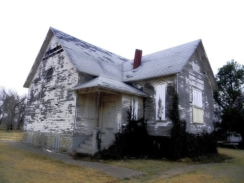 Ghost town of Nardin, Oklahoma
