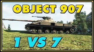 World of Tanks | Object 907 - 9 Kills - 9.3K Damage