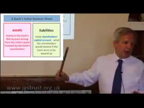 Debt Based Money & Banking Where Does Money Come From Part