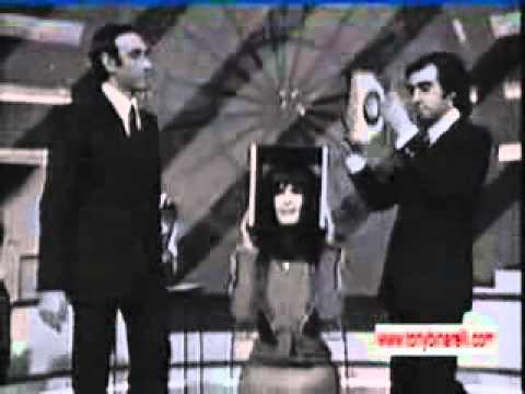 Toni Binarelli: 1967 FISM Tony Binarelli