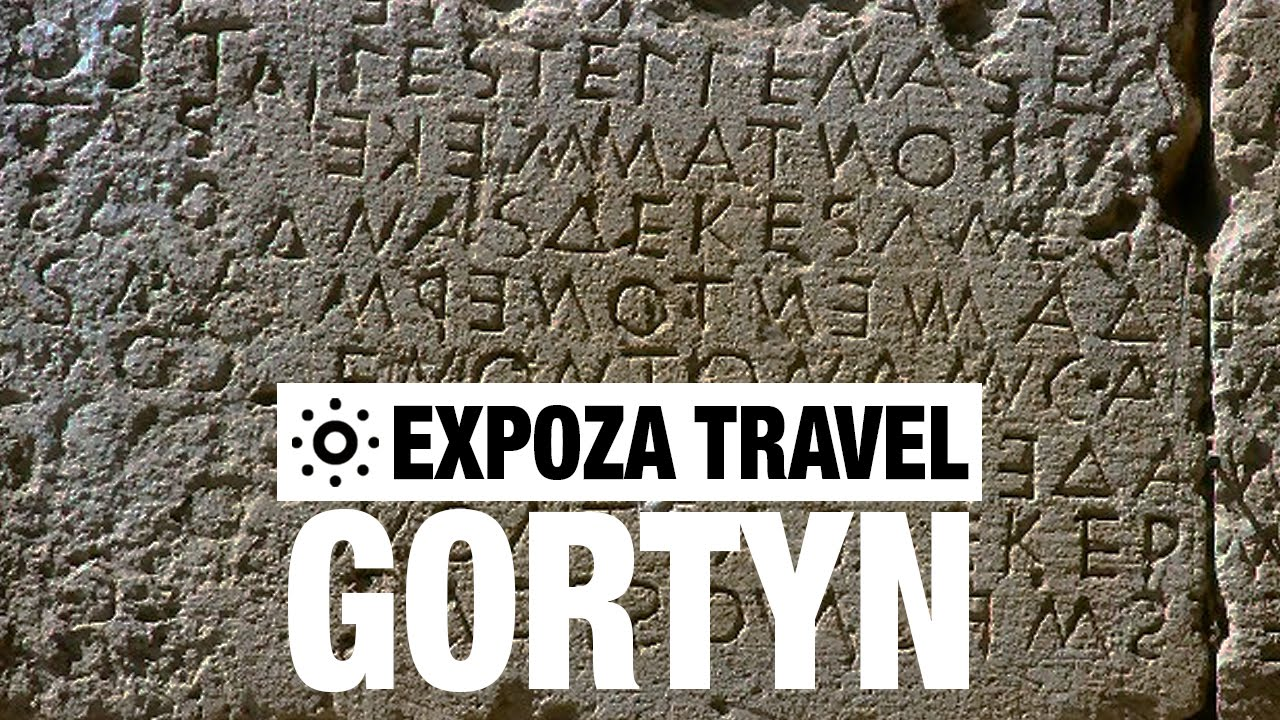 Gortyn Vacation Travel Video Guide