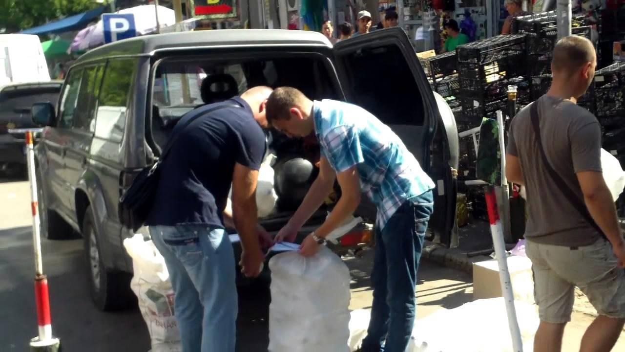 Poliția a arestat un Jeep cu alcool de la Tiraspol
