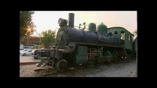 Mit dem Zug durch Bolivien