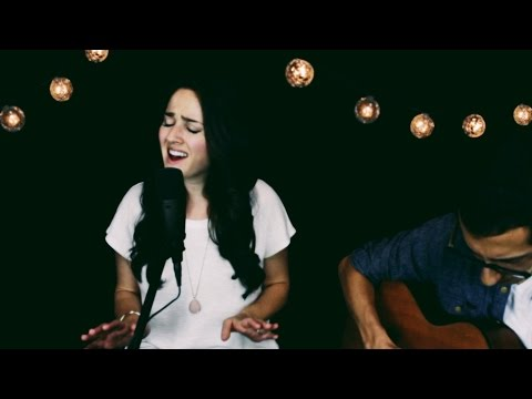 Fierce (Jesus Culture) cover by Bria Jean