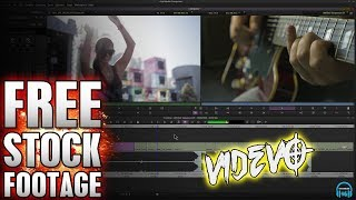 FREE STOCK FOOTAGE | Videos, Motion Graphics, Music, and More (Videvo)