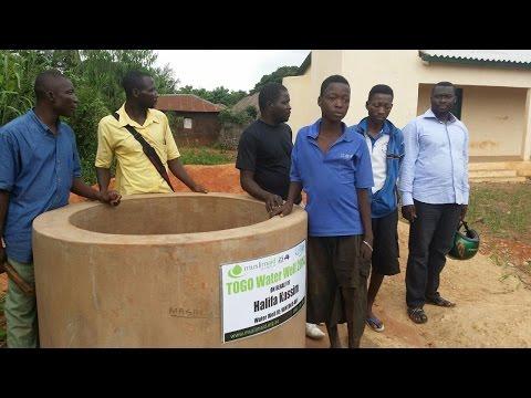 Togo Water Wells - WWTOGO-001 | Muslim Aid Australia