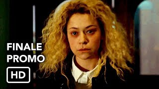 """Orphan Black 5x10 Promo """"To Right the Wrongs of Many"""" (HD) Series Finale"""