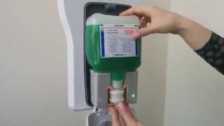 UD-9000 видео обзор сенсорного дозатора для антисептика и мыла