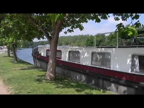 """Tour of dutch barge """"StGerardus"""""""