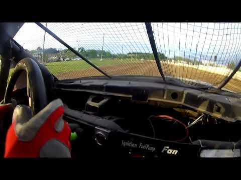 Lafayette County Speedway Four Cylinder Heat Race 5/18/18