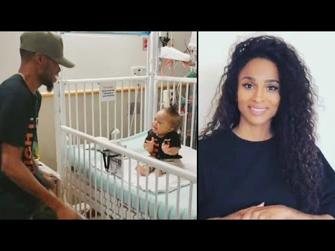 Dad Does Ciara's 'Level Up' Challenge for 1-Year-Old Son With Leukemia