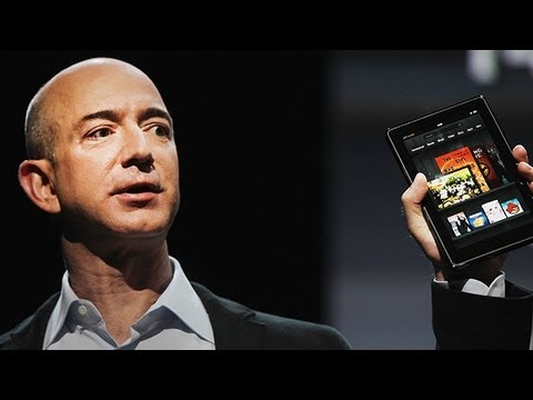 Why Is the CIA Paying Amazon $600 Million?