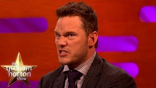 Download Chris Pratt's 5 Year Old Son Isn't Impressed By His Dad's Acting | The Graham Norton Show Mp3 and Videos