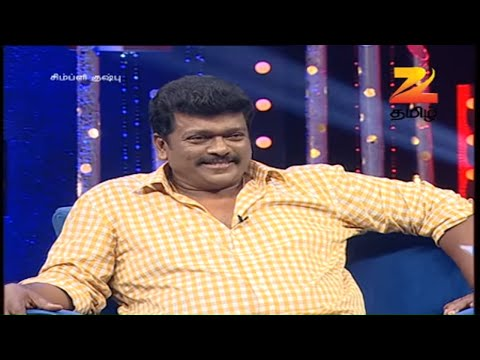 Simply Kushboo - Tamil Talk Show - Episode 15 - Zee Tamil TV Serial - Full Episode