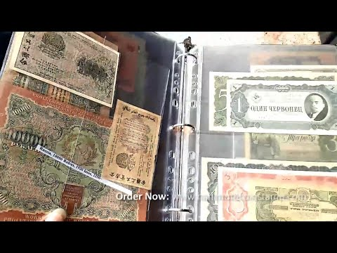 RUSSIAN RUBLES RARE COLLECTION