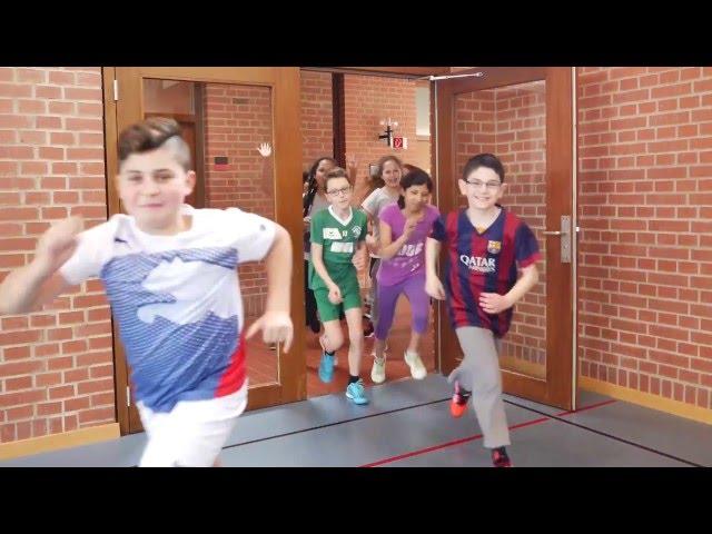 Fussball in der Schule (Mittelstufe): Lektion «Ballkünstler im Zirkus»
