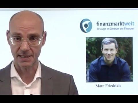 Marc Friedrich über Mega-Crash und Gold, Silber, Platin, Whisky, Bitcoin