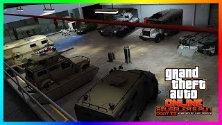 GTA Online Smugglers Update Details - FREE RARE Items, NEW Content Coming Soon & MORE! (GTA 5 DLC)