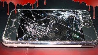 iPhone КРАШ ТЕСТ не прошел / Vlog (Часть Первая)