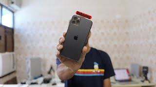 iPhone 11 Pro Max Unboxing and Setup in Hindi *Late*