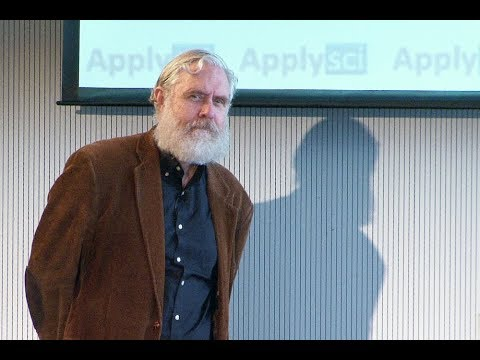 George Church on reading and writing brain structures and functions | ApplySci @ MIT
