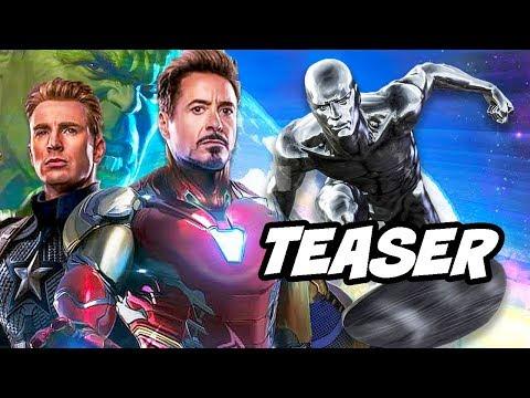 Avengers Endgame Ending – Marvel Phase 4 Teaser Scenes Breakdown