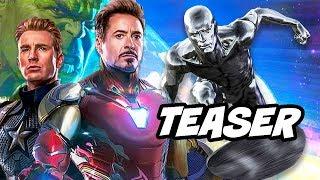 Avengers Endgame Ending - Marvel Phase 4 Teaser Scenes Breakdown