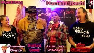 Human Hibachi New Jersey Horror Con