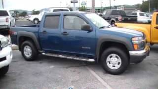 2005 chevy colorado crew cab 4x4 z71 in chattanooga a mtn view chevy trade