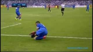 Al Hilal 0 V Western Sydney Wanderers 0 (0-1 AGG) | 1/11/2014 | Short Highlights 2017 Video