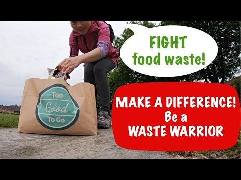 Change the World: FIGHTFOODWaste! | Filipina Life in Norway