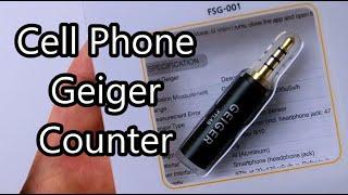 FTLAB Smart Geiger : Cell Phone Radiation Detector : Eye-On-Stuff