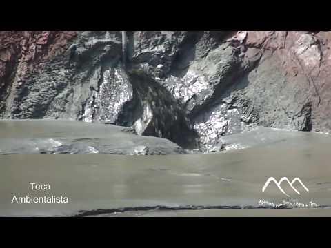 Barragem De Rejeitos Da Mineradora  Jaguar Mining   Teca Ambientalista