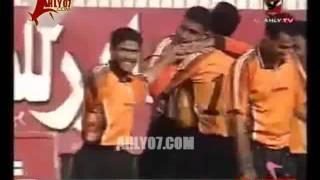 أهداف مباراة الأهلي 3 مقابل 2 المنصورة  دور الثمانية كأس مصر 18 فبراير 1998