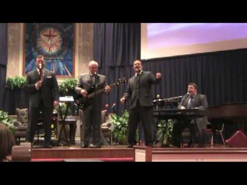 The Mark Trammell Quartet sings Hallelujah, I