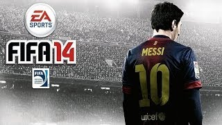 FIFA 14 Xbox 360 Gameplay Part 1
